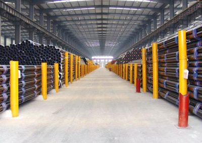 pipe mill line metal pipes