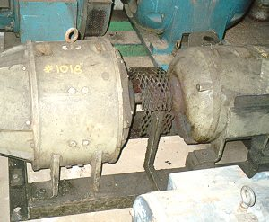 Miscellaneous | 50 HP Motor Generator Set
