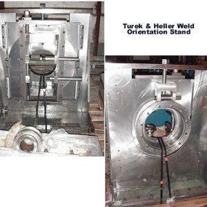 Miscellaneous | TUREK & HELLER Weld Orientation Stand
