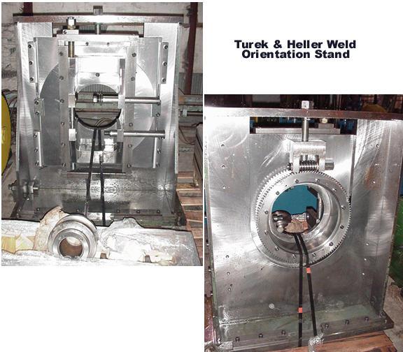 Miscellaneous   TUREK HELLER Weld Orientation Stand