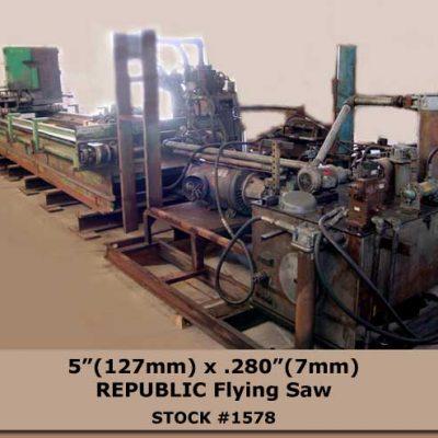 5″ (127mm) x .280″ (7mm) REPUBLIC Flying Saw