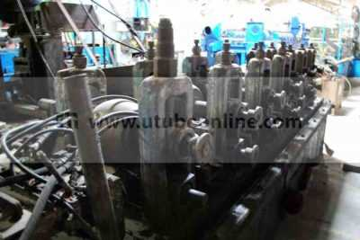 aef tube mill forming mill