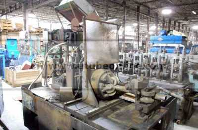 aef tube mill welding section