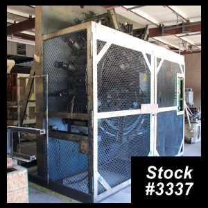 kent vertical floop strip accumulator for sale