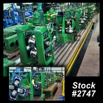 new tube mill line for sale