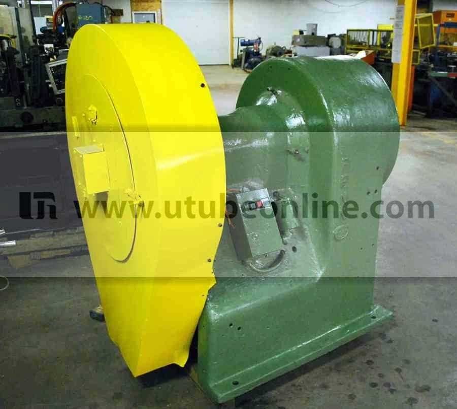 tube swager - swaging machine