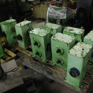 used yoder gearboxes