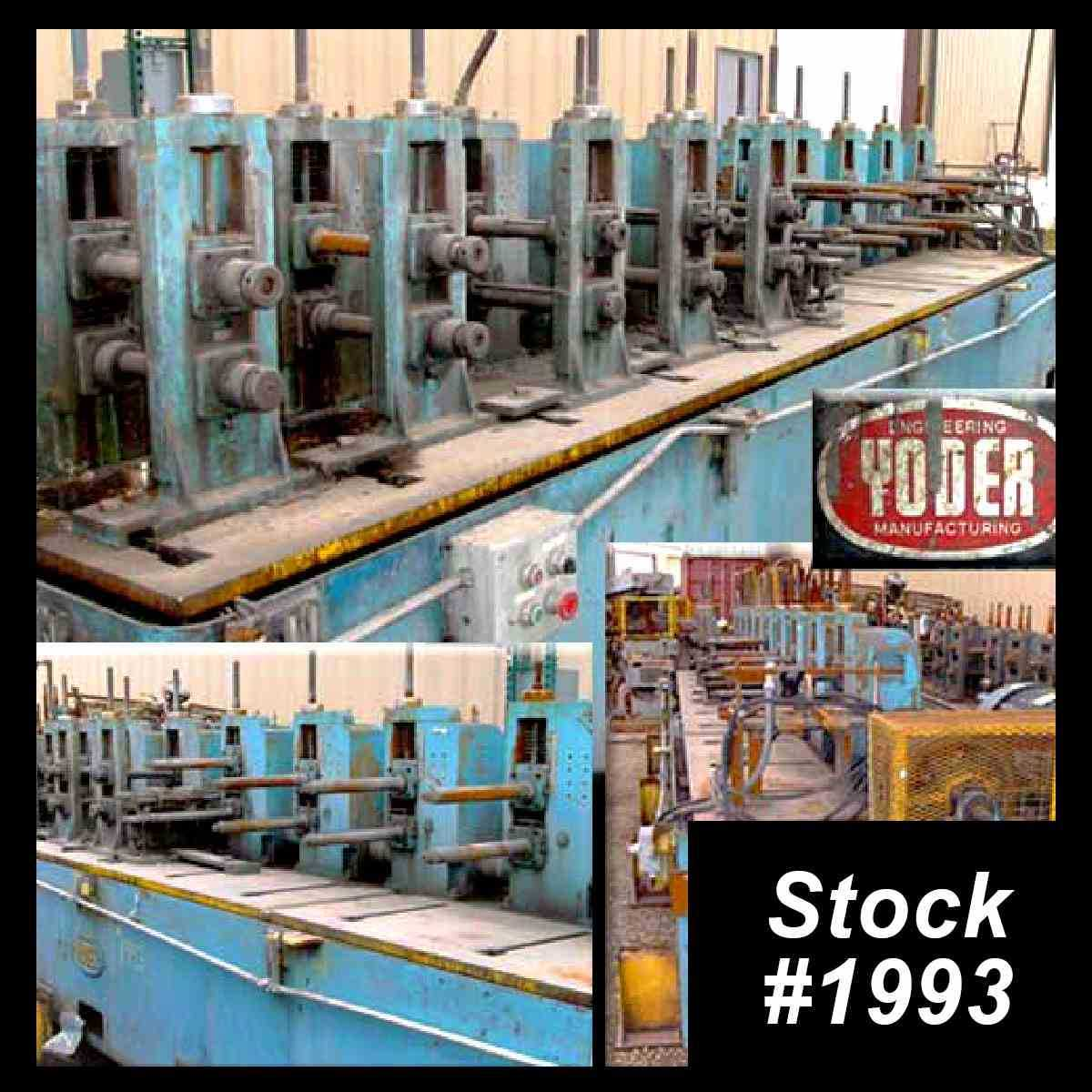 10 stand roll former for sale