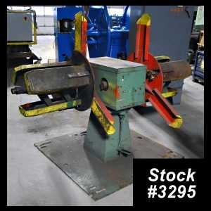 american steel line double uncoiler for sale