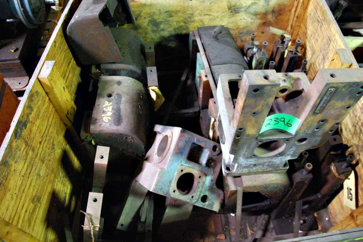 yoder- m2 gearbox casting