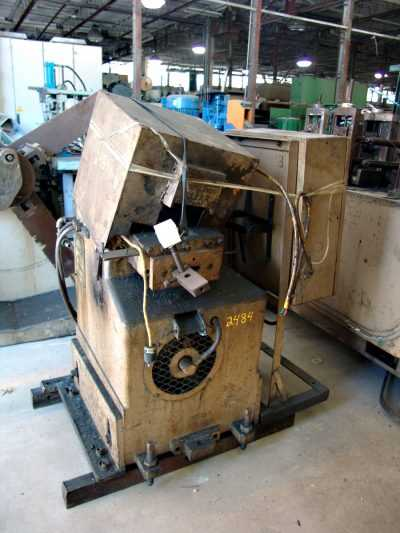 2-Post Cut-Off Press 5 Ton