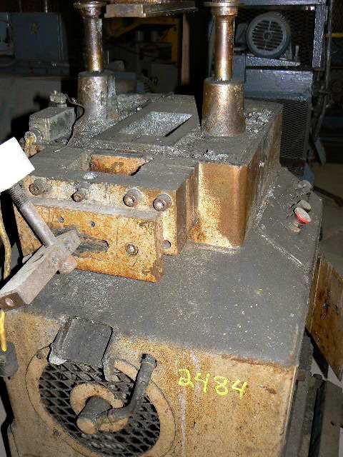 2-Post Cut-Off Press Motor