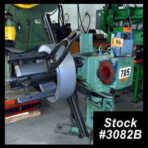 3000 Lb Hydraulic Uncoiler