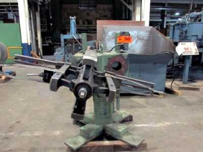 3000 Lb Hydraulic Uncoiler 4 Keepers