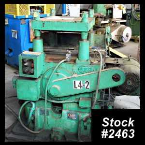 40 Ton YODER P-40 Press