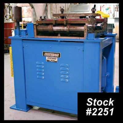 5 ton cut-off press