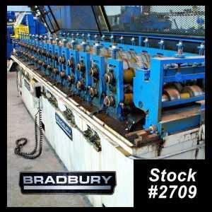 Bradbury Rollformer