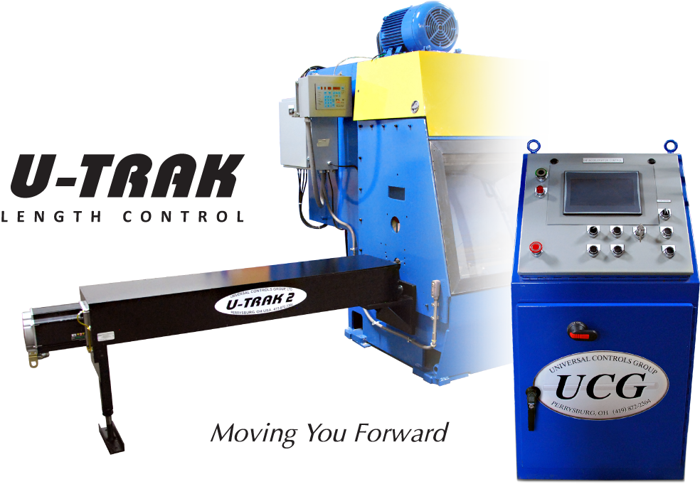 U-Trak Length Control System For Cut-Off Machines