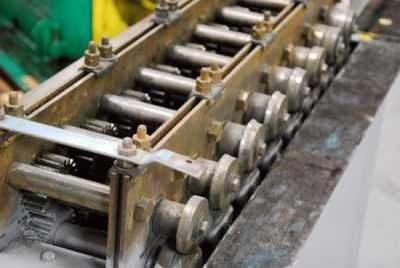 8 Stand Rollformer Roll Tooling