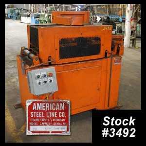 American Steel Line Flattener 3492