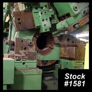 Bardons Oliver Cut-Off Machine