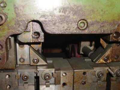 Haven Hydraulic Cut-Off Recut