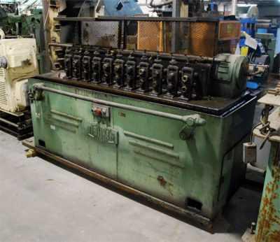 12 Stand Tishken Rollformer 2955 1