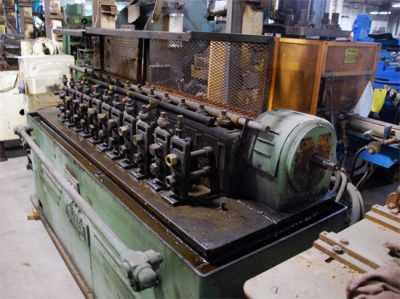 12 Stand Tishken Rollformer 2955 2