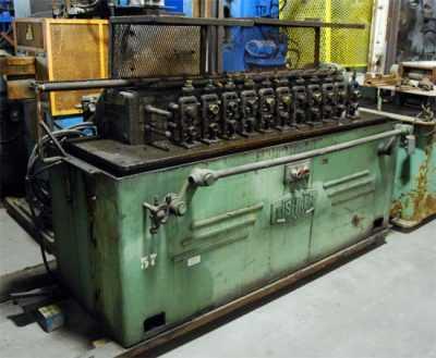 12 Stand Tishken Rollformer 2955 3