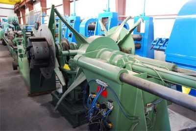 38 mm Tube Mill Line 2544 01