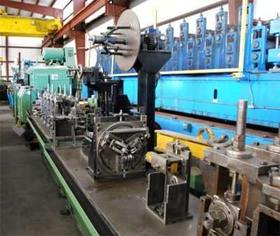 38 mm Tube Mill Line 2544 09