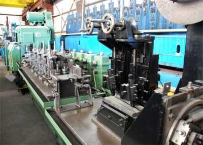 38 mm Tube Mill Line 2544 10