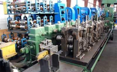 38 mm Tube Mill Line 2544 17