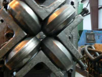38 mm Tube Mill Line 2544 P1250136