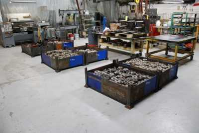 38 mm Tube Mill Line 2544 TOOLING 01