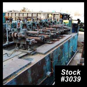 50 mm Tube Mill 3039