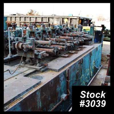 50 mm Tube Mill 3039