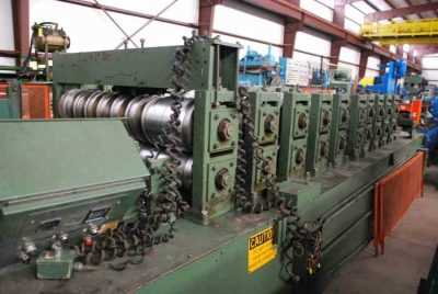 Bradbury Panel Rollformer 2910 2