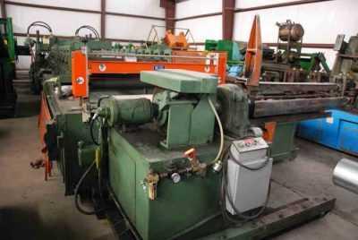 Bradbury Panel Rollformer 2910 6