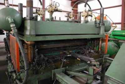 Bradbury Panel Rollformer 2910 7