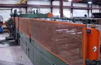 Bradbury Panel Rollformer 2910 8