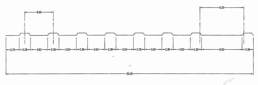Bradbury Panel Rollformer 2910 9
