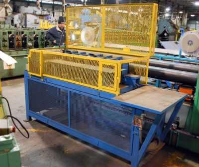 CUSTOM Cantileveller Style Rollformer 01 3158