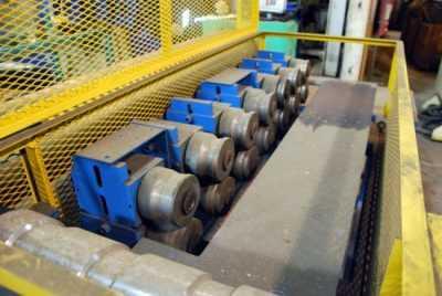 CUSTOM Cantileveller Style Rollformer 06 3158