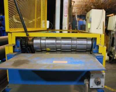 CUSTOM Cantileveller Style Rollformer 07 3158