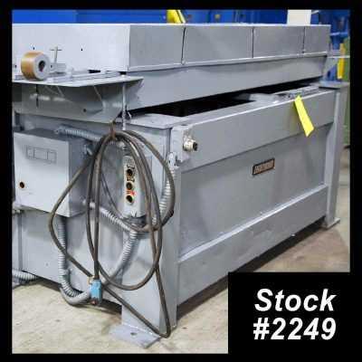 Lockformer Roll Former 2249