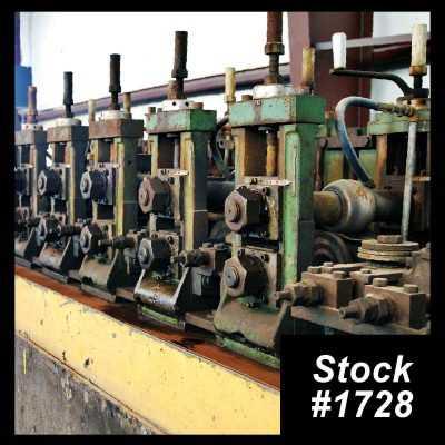 Mckay Tube Mill 1728