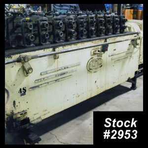 Tishken Rollformer 2953