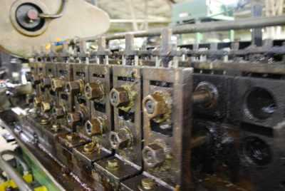 Used Tishken Rollformer 2760 07