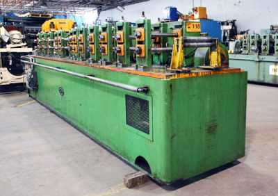 12 Stand Rollform Line